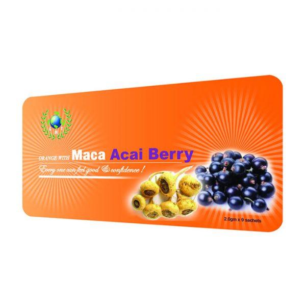 Maca Acai Berry